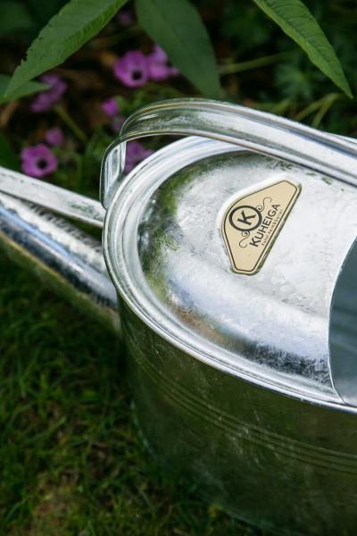 Gießkanne Metall Verzinkt 4 Liter
