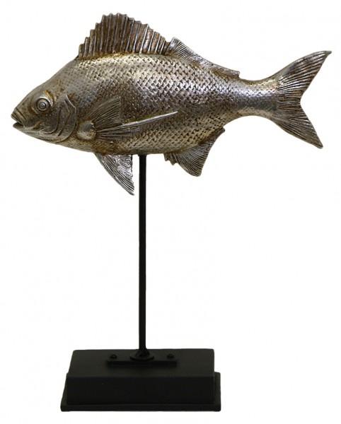 Deko - Figur Fisch , Heinzi