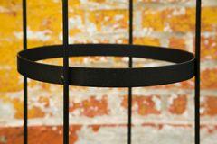 3er Set Rankhilfe Pulko schwarz 150-200cm