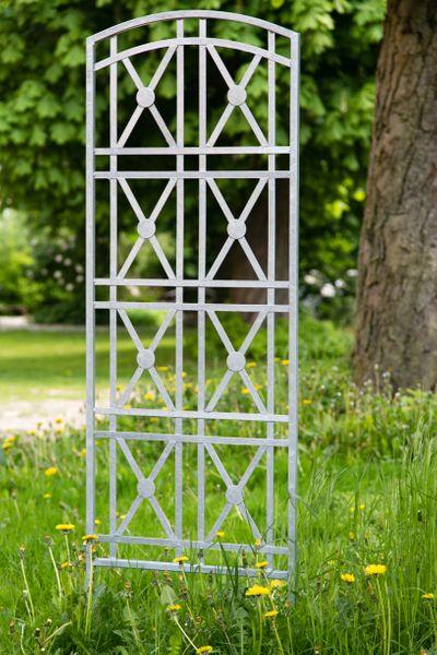 rankgitter metall stockholm zink 60cm. Black Bedroom Furniture Sets. Home Design Ideas