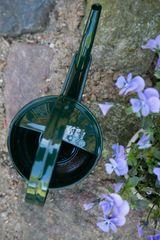 Giesskanne für Fensterbank Grün + Zink Metall