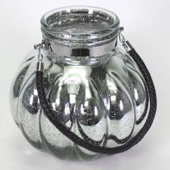 Windlicht Ledo aus Glas
