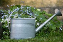 Gießkanne Antik - Zink Metall Bruna  5 Liter