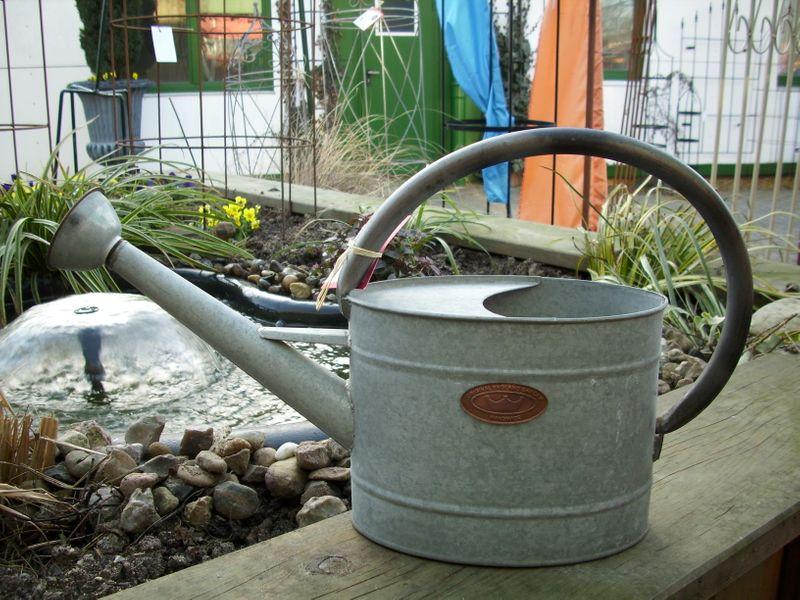 Giesskanne zink 2,5 Liter