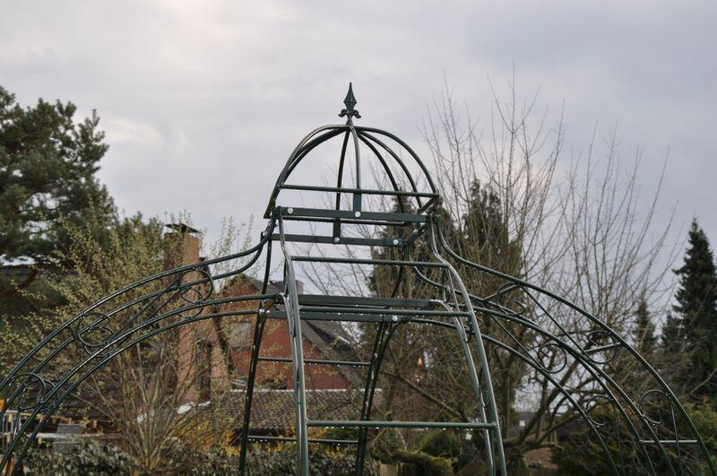 "Pavillon ""Plaza"" Schwarz"
