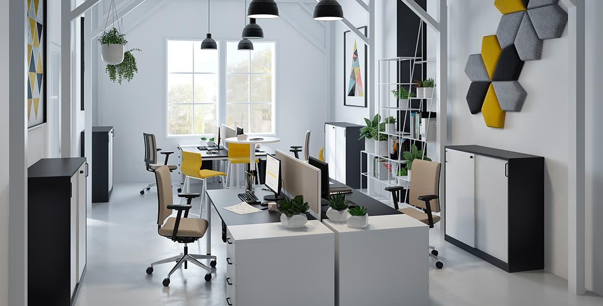Büromöbel Serie E10
