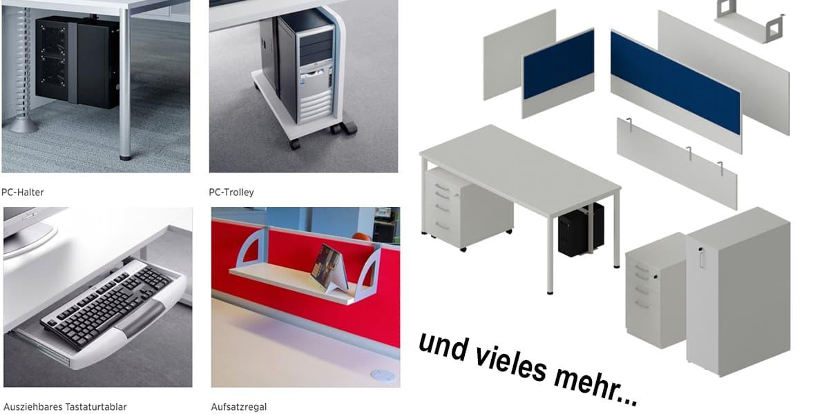 E10 - Accessoires & Zubehör