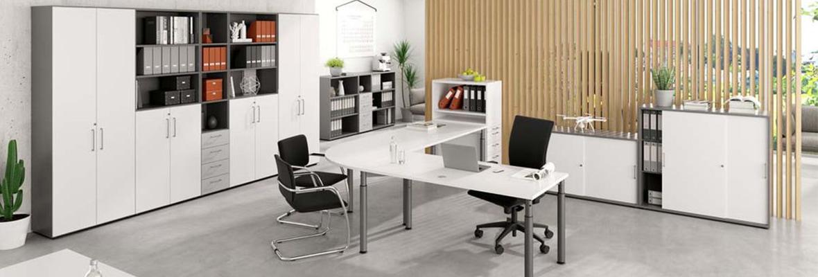 Büromöbelprogramm York