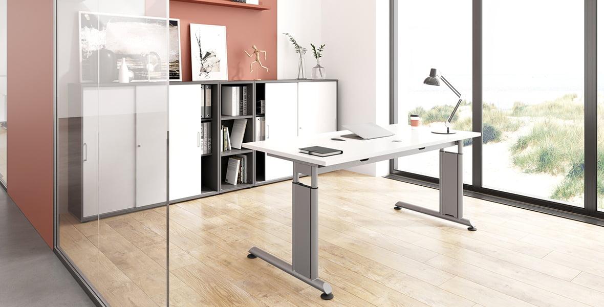 Büromöbel Zibo – Büromöbelprogramm Zibo