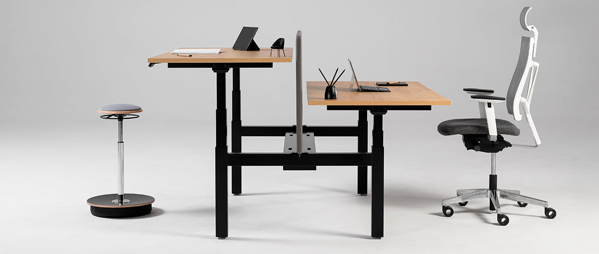 Schreibtischserie eModel 2.0
