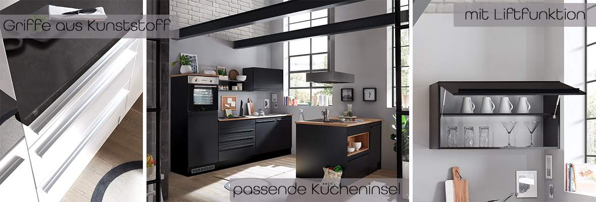 Küche Jarklow, Detailbilder