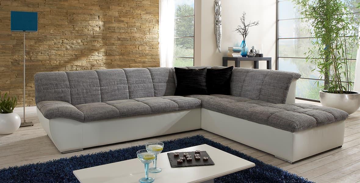 Ecksofa Tivoli – Modernen Sitzkomfort bestellen auf Froschkönig24