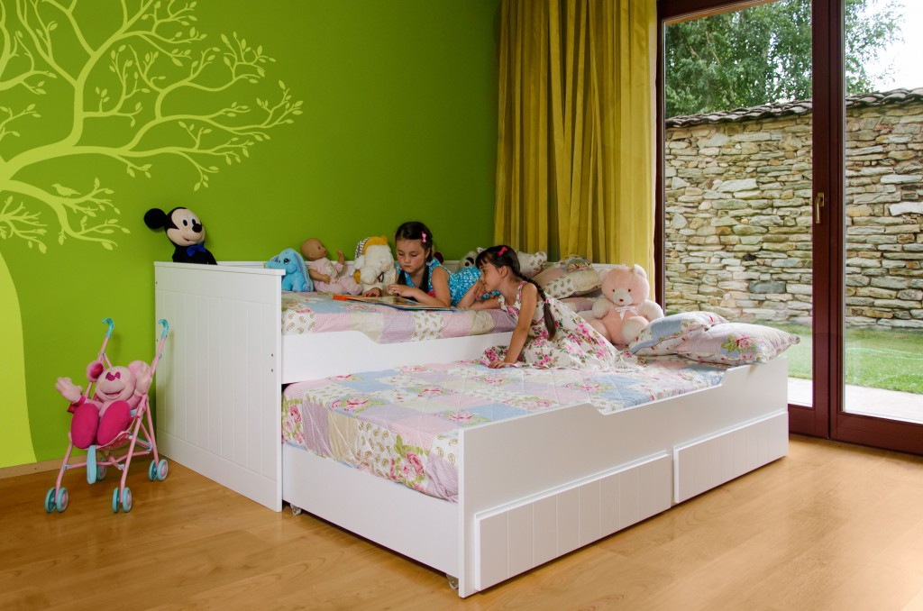 funktionsbett kinderzimmer. Black Bedroom Furniture Sets. Home Design Ideas
