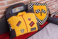 Cilek Champion Racer - Tagesdecke Bettbezug 100% Polyester 160x220 cm