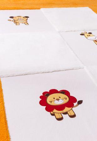 Cilek SAFARI Teppich Kinderteppich Teppichboden 120 x 180 cm – Bild 2