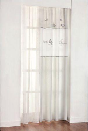 Cilek BABY COTTON Vorhang & Gardinen Set 2 Stück 150 x 260 cm  – Bild 1