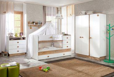 Cilek NATURA BABY Himmel für Babybett – Bild 4