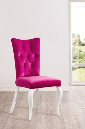 Cilek YAKUT Stuhl Kinderstuhl Schminkstuhl Pink – Bild 1