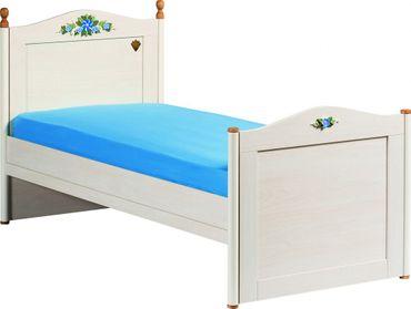 Cilek FLORA 1 Kinderzimmer Set Komplettset Schlafzimmer Jugendzimmer Birke hell – Bild 2