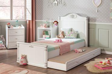 Cilek ROMANTIC 3 Kinderzimmer Set Komplettset Spielzimmer Weiß – Bild 2