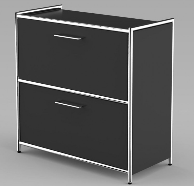 artline typ12 komplettb ro b ro komplettset office. Black Bedroom Furniture Sets. Home Design Ideas