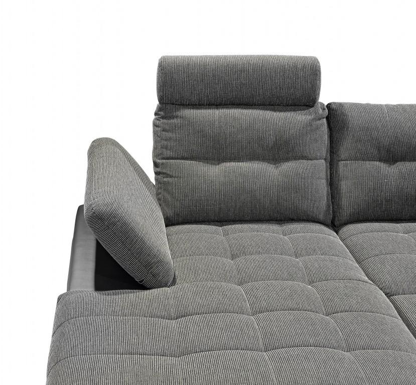 Jakarta Wohnlandschaft M Schlaffunktion Couch Sofa Schlafsofa