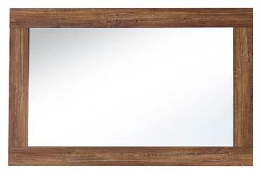 Bellatrix 10 Garderoben Set Komplettset Flur Komplettgarderobe Akazie dunkel – Bild 8