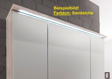 SPLASH Spiegelschrank inkl. LED-Beleuchtung Weiß – Bild 3