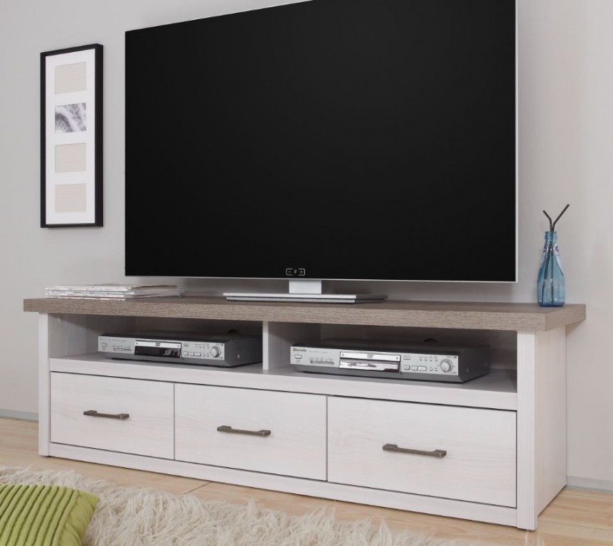 luca lowboard tv m bel fernsehm bel unterstellregal. Black Bedroom Furniture Sets. Home Design Ideas