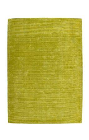 14428 Teppich Handgemacht Lime Limettengrün 80x150 cm – Bild 1