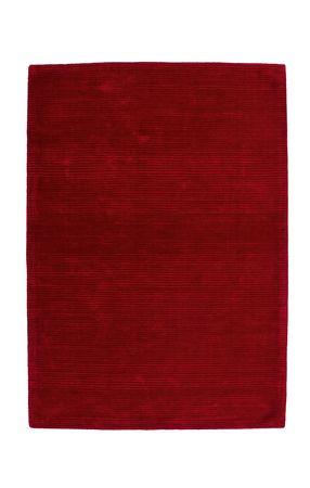 14437 Teppich Handgemacht Red Rot 120x170 cm – Bild 1