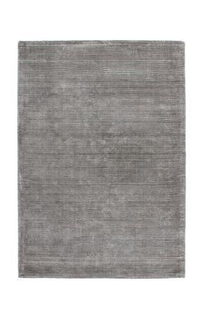 14440 Teppich Handgemacht Silver Silber 80x150 cm – Bild 1