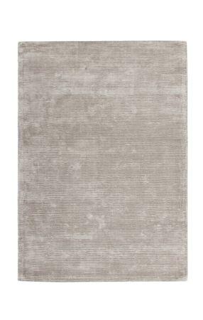 14447 Teppich Handgemacht Taupe 200x290 cm – Bild 1