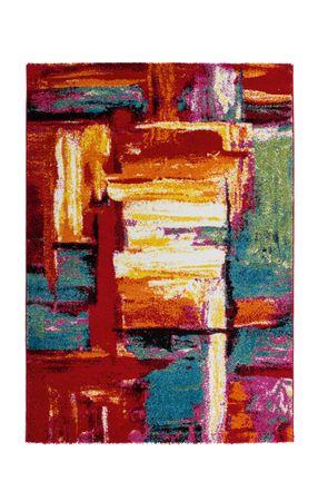 15277 Teppich Mehrfarbig Bunt 160x230 cm 1 – Bild 1