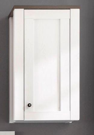 ANTWERPEN Badezimmer Set 5 tlg  Komplettset Badmöbel Badezimmermöbel Weiß – Bild 4