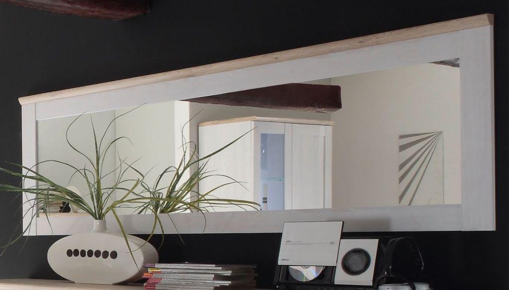 ROMANCE Spiegel Wandspiegel Wohnzimmer Speisezimmer Weiß  Günstig Möbel,  Küchen & Büromöbel kaufen  Froschkönig8