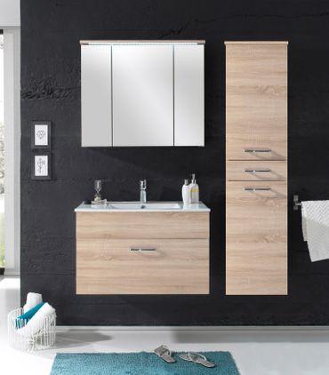 splash hochschrank eiche sonoma bad bad hochschr nke. Black Bedroom Furniture Sets. Home Design Ideas