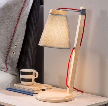 Cilek TRIO Tischlampe Lampe Beige