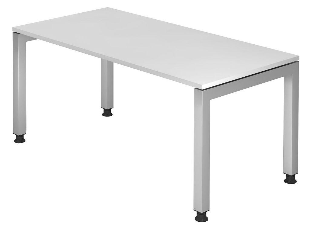schreibtisch 16652 h henverstellbarer arbeitstisch tisch b rotisch 160x80cm ebay. Black Bedroom Furniture Sets. Home Design Ideas