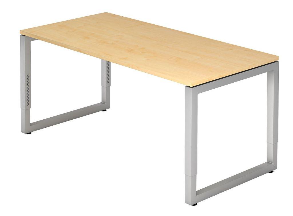 schreibtisch 16683 h henverstellbarer arbeitstisch tisch. Black Bedroom Furniture Sets. Home Design Ideas
