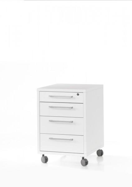 Prima Rollcontainer Weiß