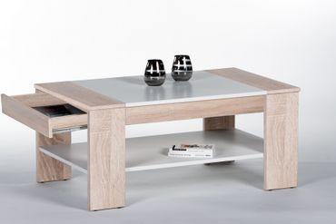 Couchtisch 16721 Wohnzimmertisch Tisch Eiche Sonoma