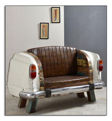 Sofa THIS & THAT 16916 creme – Bild 4