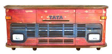 LKW-Theke THIS & THAT 16919 rot-blau, Deckplatte bunt – Bild 4