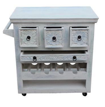 Küchenwagen WHITE 17352 white wash – Bild 4
