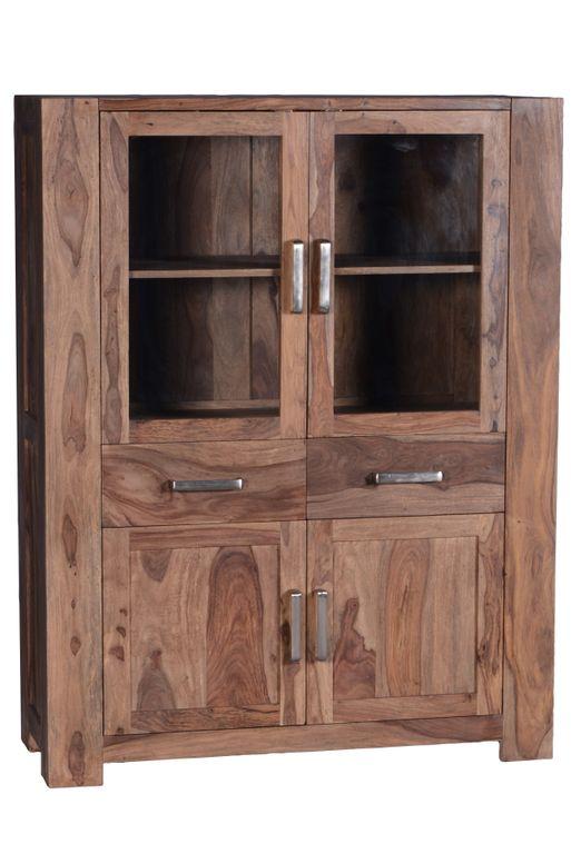 highboard thor 17600 natur sch ner wohnen sideboards. Black Bedroom Furniture Sets. Home Design Ideas