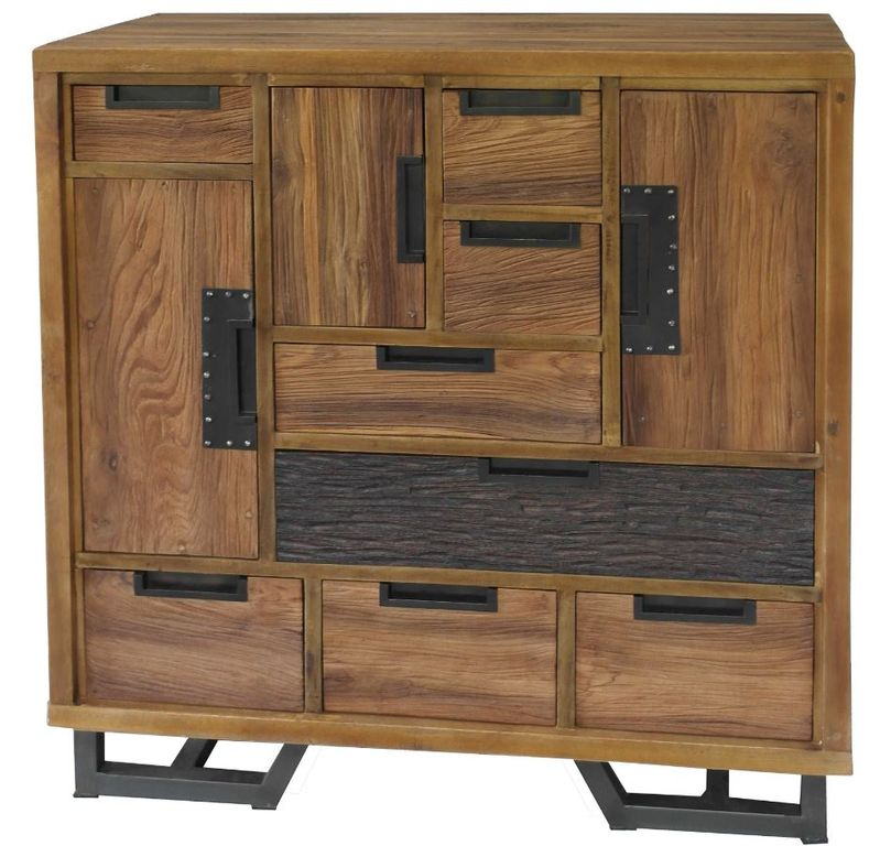 kommode thalysa 17680 antikfinish sch ner wohnen. Black Bedroom Furniture Sets. Home Design Ideas