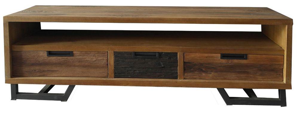 lowboard thalysa 17686 antikfinish sch ner wohnen tv m bel. Black Bedroom Furniture Sets. Home Design Ideas