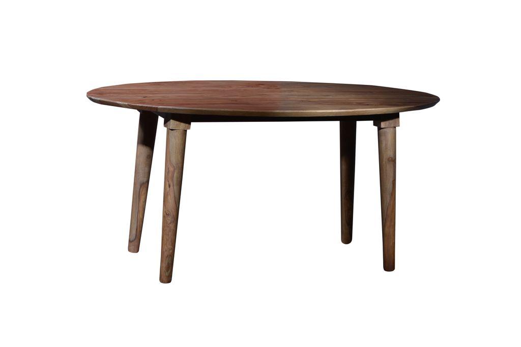 esstisch goa 17978 natur sch ner wohnen tische b nke esstische. Black Bedroom Furniture Sets. Home Design Ideas