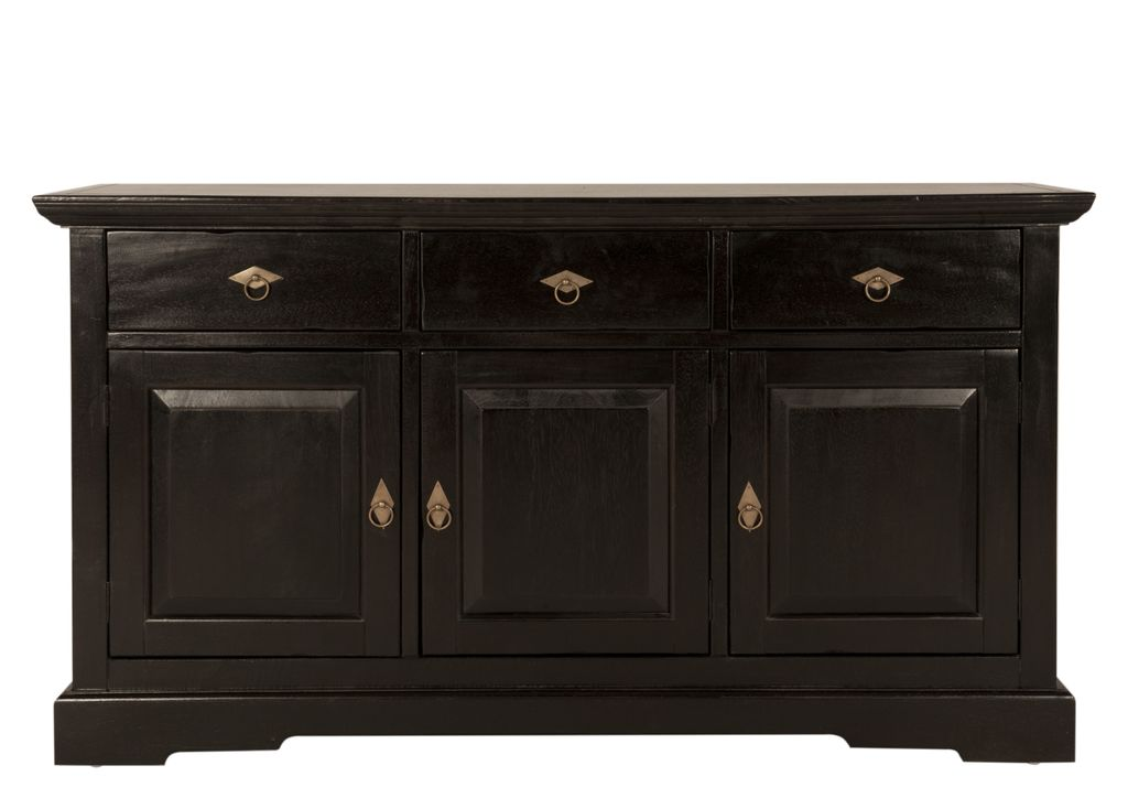 sideboard samba 18157 antikfinish sch ner wohnen. Black Bedroom Furniture Sets. Home Design Ideas